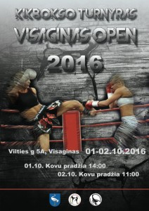 Visaginas open